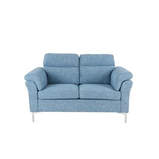 Melstone Loveseat by Ebern Des..