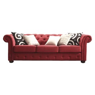 Red Sofas You\'ll Love | Wayfair