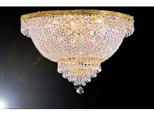 Astoria Grand Loar 9-Light Flush Mount