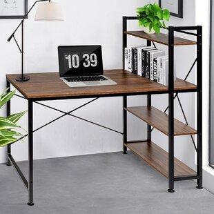 Amaral H-Shaped Desk