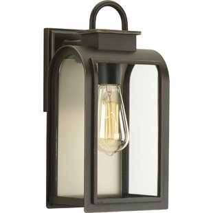 Colona 1-Light Outdoor Wall Lantern by Darby Home Co