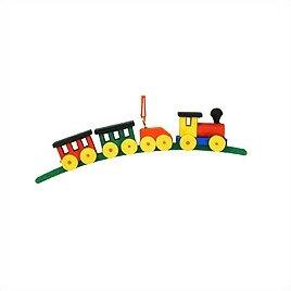 Large Train Ornament
