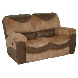 Portman Reclining Loveseat Catnapper