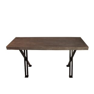 Cable Console Table ByUnion Rustic