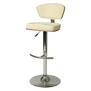 Adjustable Height Swivel Bar Stool by Creative Images International Wonderful