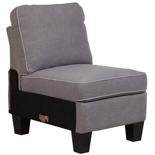 Alcott Hill Jarrell Slipper Chair