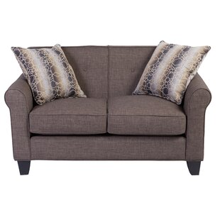 Affordable Mcphearson Loveseat by Red Barrel Studio Reviews (2019) & Buyer's Guide