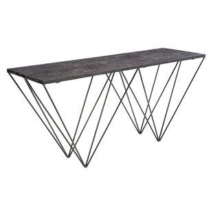 Sunpan Modern MIXT Ruffin Console Table