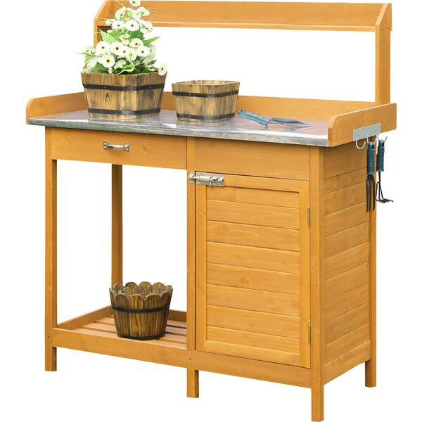 Deluxe Potting Bench