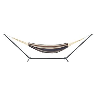 Hubbert Tree Hammock With Stand by Highland Dunes