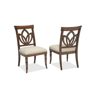 Isle of Palms Solid Wood Dining Chair (Set of 2) Panama Jack Home