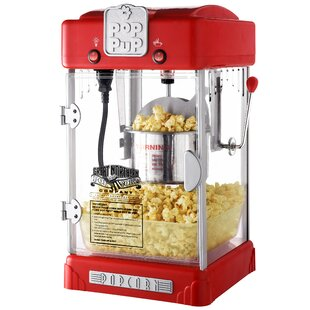 2.5 Oz. Pop Pup Retro Popcorn Machine
