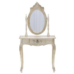 Prague Console Table And Mirror Set By Fleur De Lis Living
