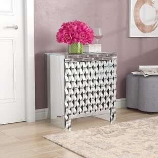 Hendrick 2 Drawer Accent Chest by House of Hampton