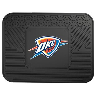 NBA - Oklahoma City Thunder Kitchen Mat By FANMATS