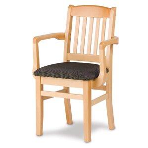 Bulldog Arm Chair with Cushion by Holsag