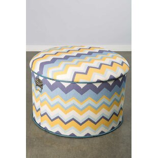 Melrose Storage Ottoman by Statements by J