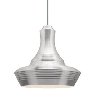 Wrought Studio Fennell 1-Light Bell Pendant