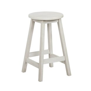 Doggett 21.77 Bar Stool (Set of 2) by Highland Dunes