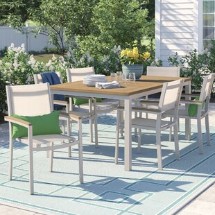 Caspian 7 Piece Dining Set