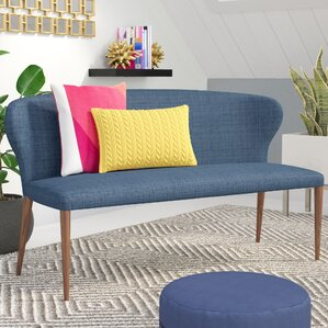 Carrell Upholstered Bench