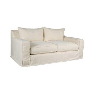 Gracie Oaks Polina Plush Deep Sofa