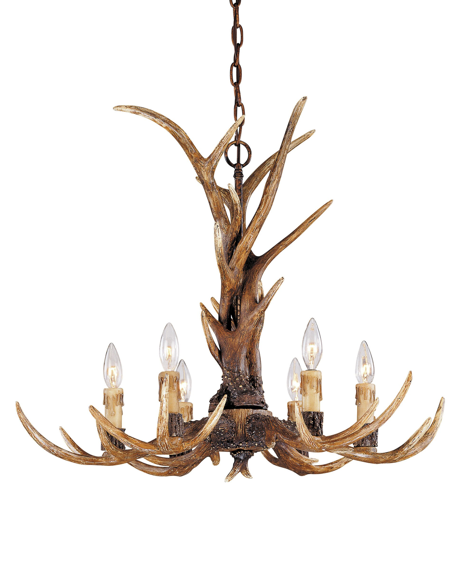 Michell 6 Light Candle Style Chandelier & Reviews