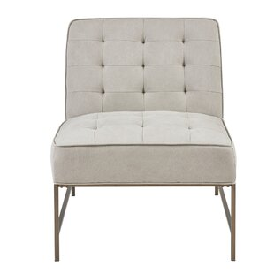 Mercer41 Burch Slipper Chair