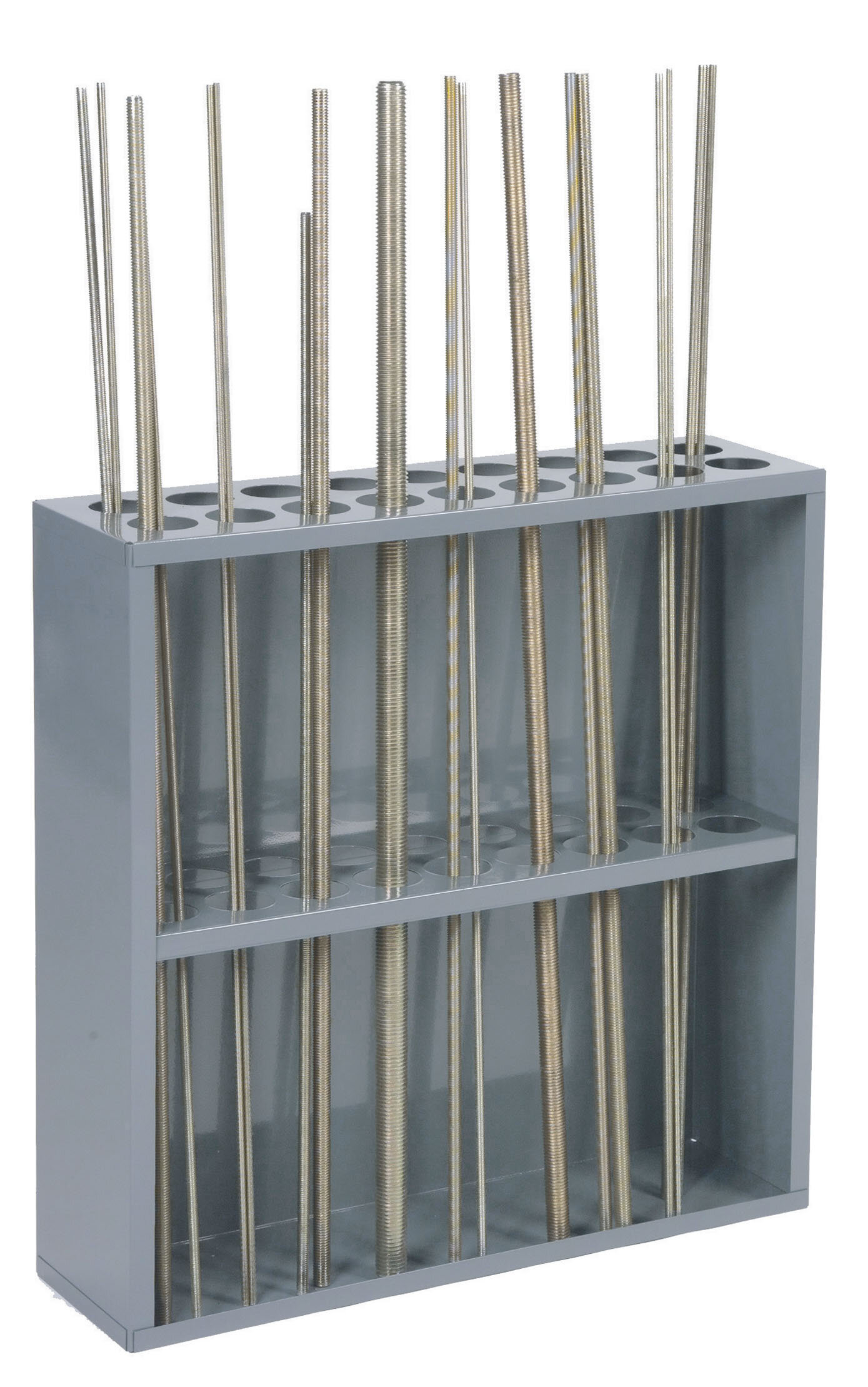 Durham Manufacturing Sturdy Steel Threaded Rod Rack | Wayfair