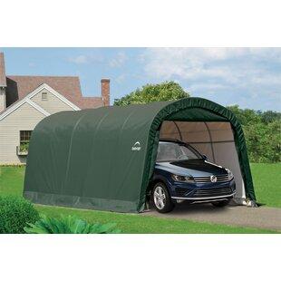 3.7m X 6.1m Round Style Shelter Tent By ShelterLogic