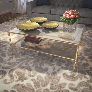 Caila Coffee Table by Willa Arlo Interiors