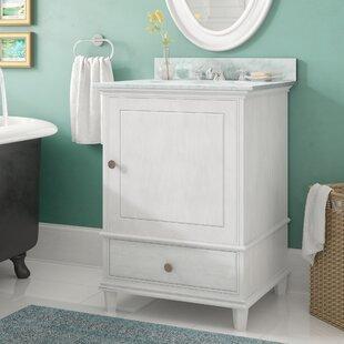 Compare Shrewsbury 25 Bathroom Vanity Set ByAndover Mills