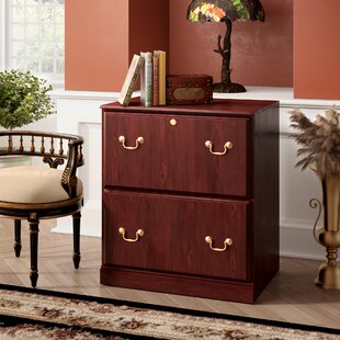 Cowdray Executive 2 Drawer Lateral Filing Cabinet