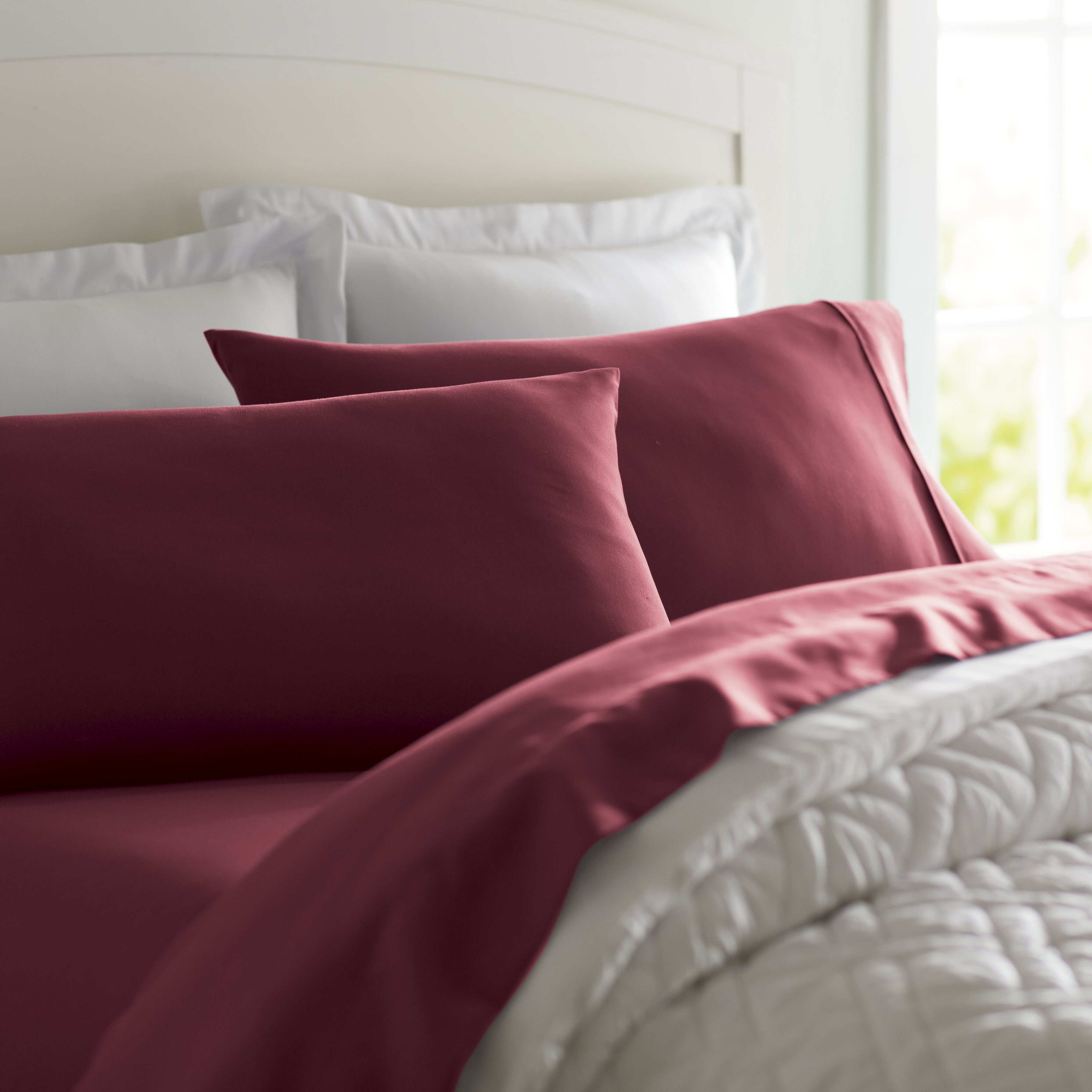 King Sheets Pillowcases You Ll Love In 2020 Wayfair