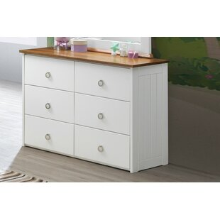 Lasater 6 Drawer Double Dresser