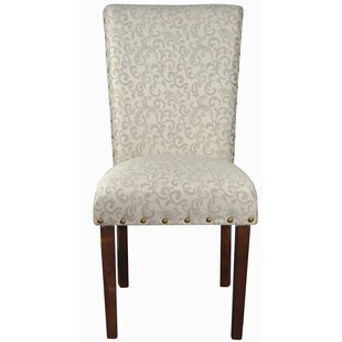 Classic Parsons Chair (Set Of 2) by NOYA USA 2019 Sale