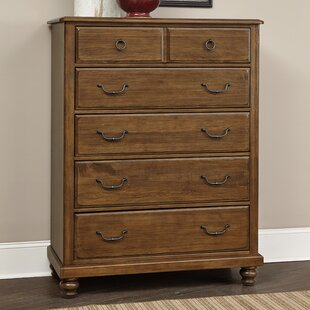 Darby Home Co Durr 5 Drawer Chest