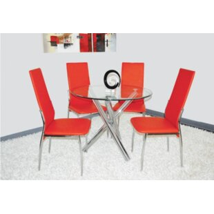 Carey Side Chair (Set of 4) The Collection German Furniture