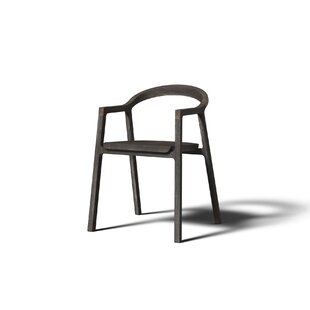 Tuba Solid Wood Dining Chair By JAVORINA