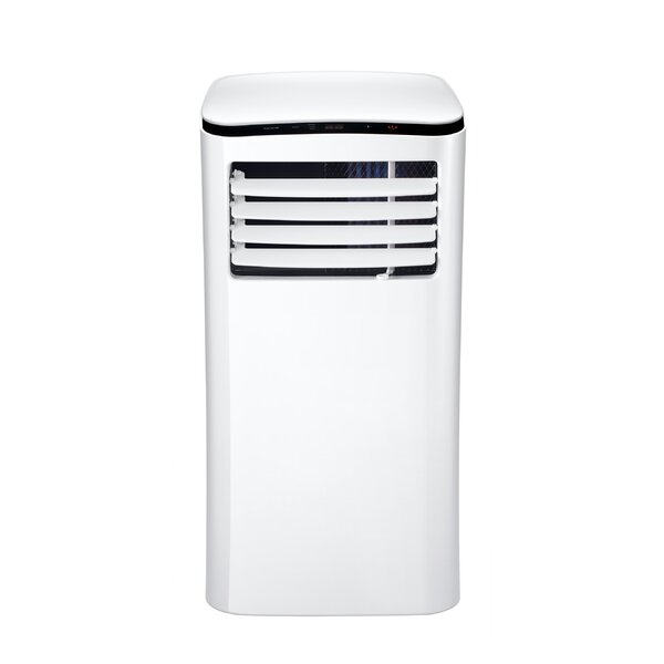 Comfort Aire 8,000 BTU Portable Air Conditioner With Remote U0026 Reviews |  Wayfair