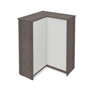 2 Door Accent Cabinet by Bestar