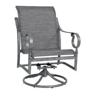 Ridgecrest Swivel Rocking Chair Woodard