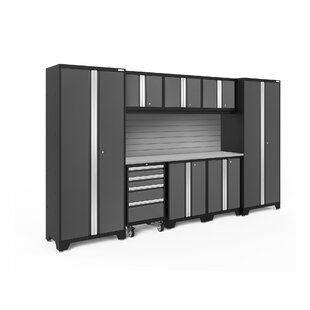Bold 3.0 9 Piece Complete Storage System by NewAge Products