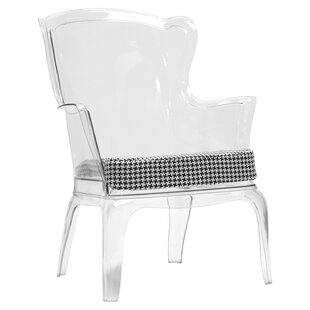 Everly Quinn Fridley Wing back Chair