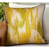 Madiun Ikat Luxury Indoor/Outdoor Throw Pillow