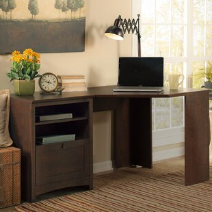 Fralick Corner Desk with H..