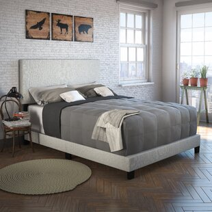 Aviana Upholstered Panel Bed