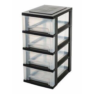Free S&H 4 Drawer Filing Cabinet