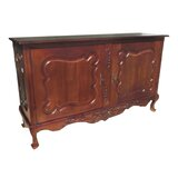 Cambridge Buffet Table by D-Art Collection