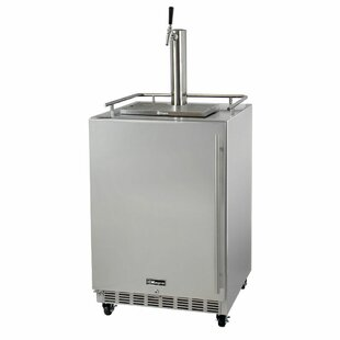 Single Tap Commercial Grade Full Size Beer Dispenser